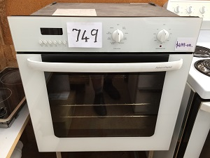 749 Westing House Wall Oven